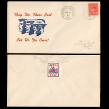 1943 Little Norway Toronto Patriotic Wwii Norwegian Air Force Cover