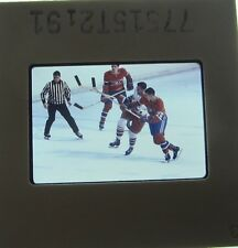 LARRY PLEAU Montreal Canadiens New England Whalers DEVILS  ORIGINAL SLIDE 6