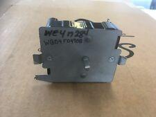 WE4M284 WG04F04908 G.E. Dryer Timer
