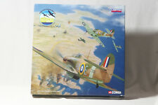 Corgi AA99183, 1/72 RAF Merlins Over Malta 2-Piece Set • The Defenders Return