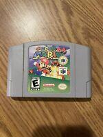 Original Cartridge Super Mario 64 (Nintendo 64, 1996)