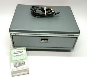 Vintage Argus 540 Automatic Color Slide Projector Untested