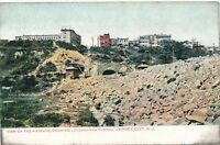 JERSEY CITY NJ – The Heights showing Lackawanna Tunnel - udb (pre 1908)