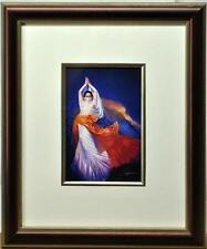 Jia Lu - hand signed and gallery custom framed - Excellent