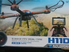 jjrc drone H11D Fpv, 2Mp Hd Camera, Viewer