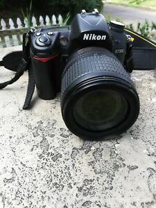 Nikon D7000 Digital Camera With Lens