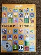 Super Mario Maker  (Nintendo Wii U, 2015)