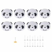 Panda 8PCS Quilt Cover Gripper Comforter Duvet Bag Holder Clips Clamp Fastener