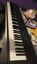 More details for nektar impact lx88+ usb midi controller keyboard - black (lx88-plus) with pedal
