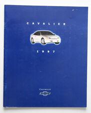 CHEVROLET CAVALIER 1997 dealer brochure - French - Canada - ST1002000218