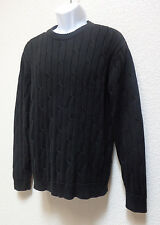 DANIEL BISHOP MENS SWEATERS SIZE EXTRA  LARGE/XL BLACK