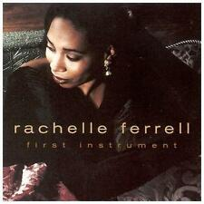First Instrument by Rachelle Ferrell (CD, Apr-1995, Blue Note (Label))
