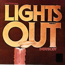 * LIGHTS OUT (OTR) OLD TIME RADIO SHOWS * 86 EPISODES on MP3 DVD * MYSTERIES