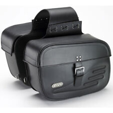 GIVI GP97 SIMULATED LEATHER SADDLEBAGS PANNIERS (NOW OBSOLETE!)