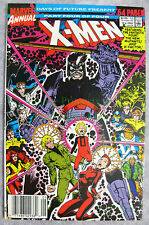 Uncanny X-MEN Annual #14 1990 NEWSSTAND Variant - 1st Gambit KEY ISSUE BIG PICS