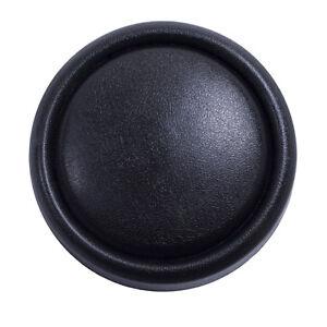 Black Horn Button for Jeep CJ Wrangler YJ 1976-1995 OMIX-ADA 18033.01