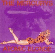 The Mercurys (Mercury's) - Atomic Blonde cd - rockabilly - nuovo