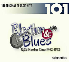 101 - R & B Number Ones [Billboard Hot R&B Songs) [4 CD Set]
