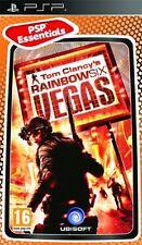 Tom Clancy's Rainbow Six: Vegas (PSP Essentials) NUEVO PRECINTADO