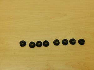 8 REAR AXLE NUTS , BACKING PLATES TO DIFFERENTIAL TUBES GM 69BE1-9J1