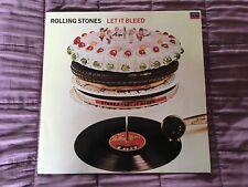 The Rolling Stones Let It Bleed LP Vinyl