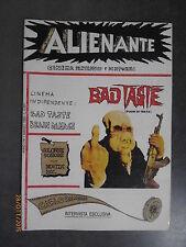 ALIENANTE Anno II n° 1 - Fanzine Fantascienza - Autoproduzione - 1990