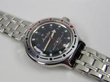 Brutal !! Automatic russian diver watch VOSTOK. 200m WR. 2416b. 420268. Amphibia