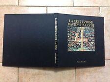 LA COLLEZIONE DAVIDE HALEVIM arte tessile Franco Maria Ricci