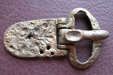 Authentic Ancient Artifact > Sarmatian belt buckle, 3rd - 5th Centuries AD K30