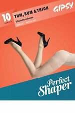 Gipsy 10 Denier Tum, Bum and Thigh Shaper Tights