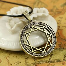 Anime Magi The Labyrinth Of Magic Magi's Pendant Metal Necklace Bronze Cosplay