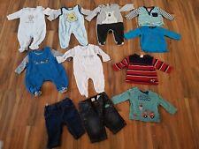 Jungen Baby Bekleidungspaket 62