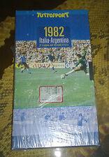 "Videocassetta/VHS "" 1982 ITALIA-ARGENTINA "" Tuttosport"