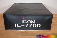 Icom IC-7700 Ham Radio Icom logotipo aprobación dxcovers cubierta de polvo