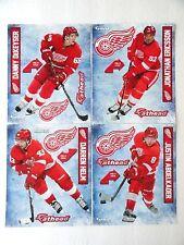 "FATHEADS 2014 Abdelkader DeKeyser Helm Ericsson 9"" Detroit Red Wings Posters SGA"