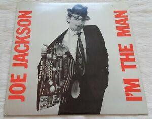 "Joe Jackson - I'm The Man - 1979 12"" Album"