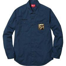 SS17 Supreme Zapata Work Shirt