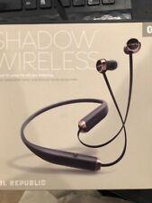 Sol Republic SHADOW Wireless Bluetooth Earphone Rose Gold FAST FREE SHIPPING