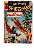 Amazing Spider-Man # 17 - 2nd Green Goblin Fair/Good Cond. FREE SHIPPING!