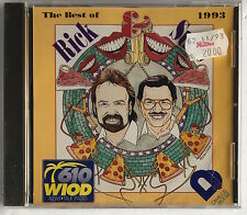 The Best Of Rick & Suds 1993 610 WIOD South Florida