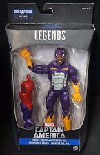 Marvel Legends Red Skull Series COTTONMOUTH (Captain America/Luke Cage) New!