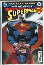 SUPERMAN #26 - LEE WEEKS REBIRTH REGULAR COVER - DC COMICS/2017