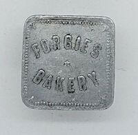 Forgies Bakery Regina Saskatchewan 1 Loaf Merchant Trade Token Canada