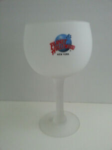 1 Planet Hollywood New York collectibleextra large globet 10'' tall