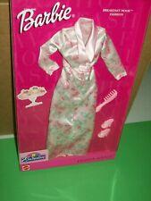 Barbie Lingerie Breakfast Nook Fashion Avenue Flower Robe Accessories 2000