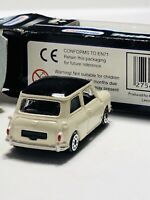 BMW Kidconnection Turbos' Mini 5004 MIB Cooper diecast Matchbox scale