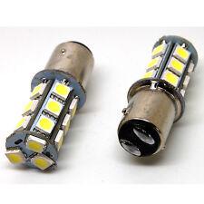 1157 BAY15D 18 SMD 5050 Amber /RED Tail Turn Signal LED Car Light Lamp Bulb