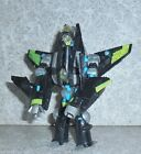 Transformers Movie OVERCAST deluxe 2007 jet missing missiles
