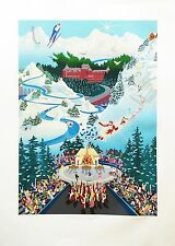 "MELANIE TAYLOR KENT ""LET THE WINTER GAMES BEGIN"" 