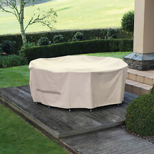 Excalibur Outdoor Living 7 Piece Round Table Furniture Cover EX056-006
